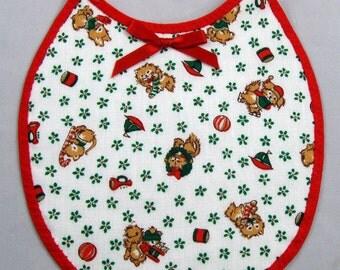 Holiday  Baby Bib 104