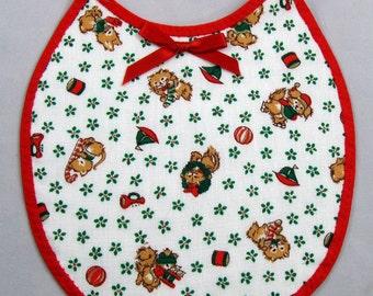 Holiday  Baby Bib 108