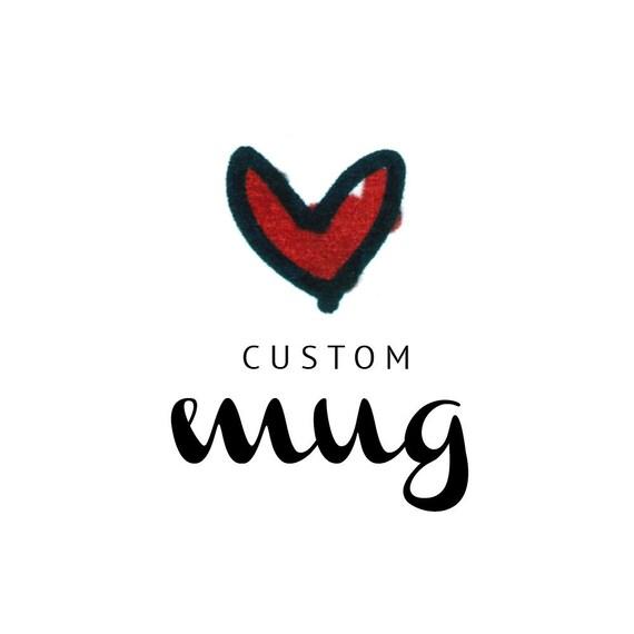 CUSTOM mug for ejdownall