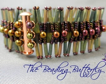Tila Spikes Bracelet Tutorial - Digital Download