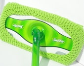 Slipcover Swiffer Pads in any color - Reversible, Reusable, Washable