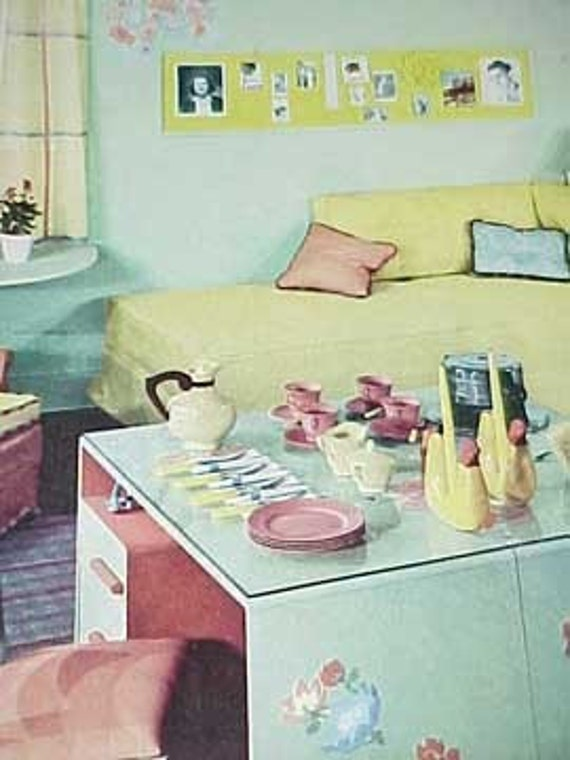 Popular Home Decoration by Mary Davis Gillies 1940