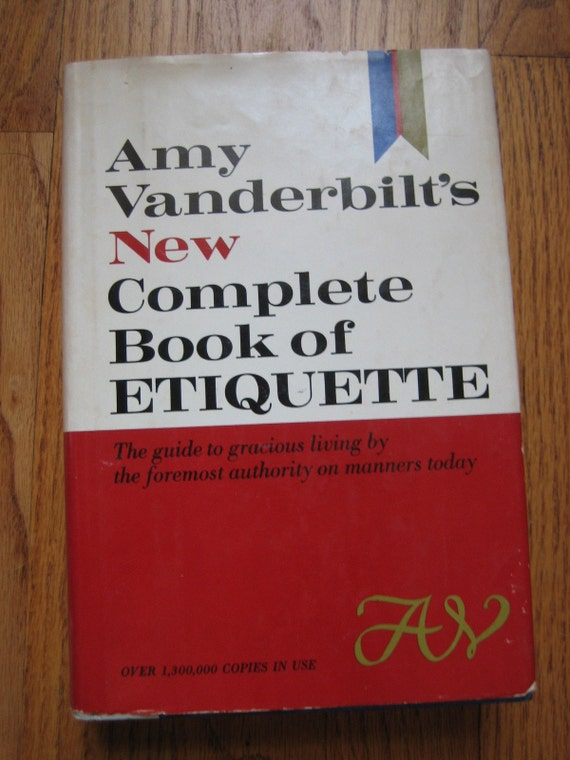 complete book of etiquette pdf