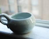 Milky White Mug