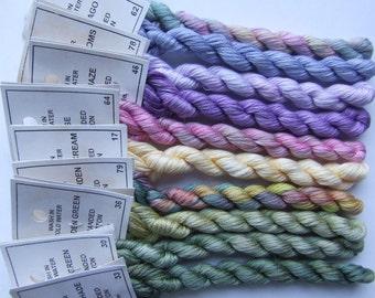 Spring Garden collection - Stranded cotton