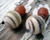 brown sugar earrings for Holly
