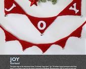 JOY Garland Pattern PDF