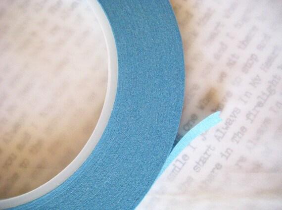 Sky Blue - Crepe Masking Tape - 60 yards