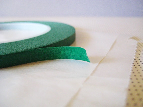 Forest Green - Crepe Masking Tape  - 60 yards