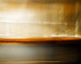 Untitled (No.200).  Fine Art Photograph. Abstract. Glass Art. Giclee