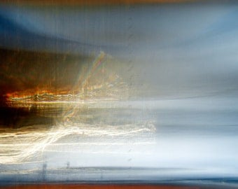 The Catch at Dawn.  Fine Art Photograph