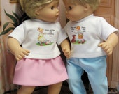 Sugar 'n Spice Outfits for Bitty Baby Twins