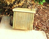 Rustic Reclaimed Fencewood Planter - 5 1/2 in.