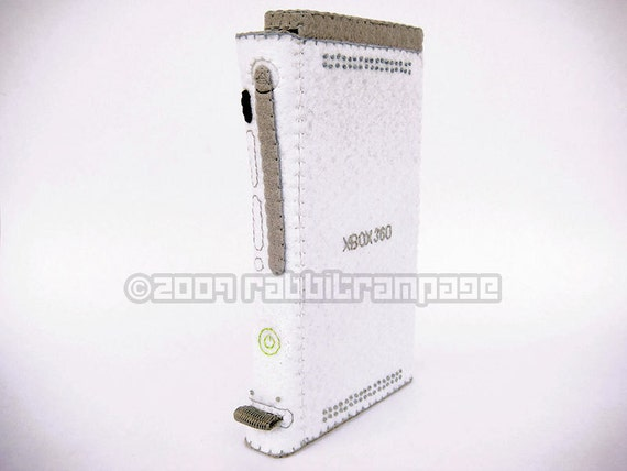 iPhone / Samsung Galaxy / iTouch: Xbox 360 Felt Case