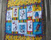 So Very Seuss    Dr. Seuss quilt pattern