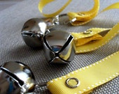 Doggy House Training Bells- Yellow