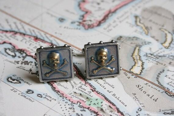 Pirate Cufflinks