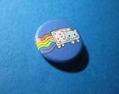 Nyan Cat Pinback Button