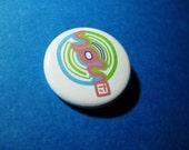 SOS Brigade from The Melancholy of Haruhi Suzumiya Pinback Button