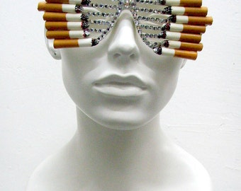 Lady GAGA SMOKEY Eye-wear / Glasses