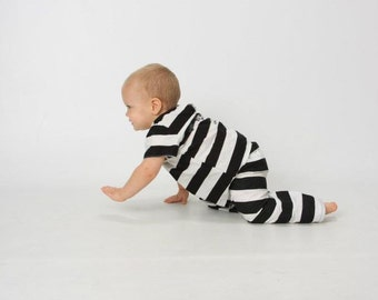 Time Out Penal System Jail bird Toddler Costume