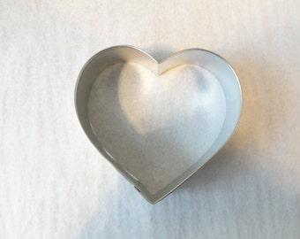 """Heart Cookie Cutter 3"""" (1159)"""