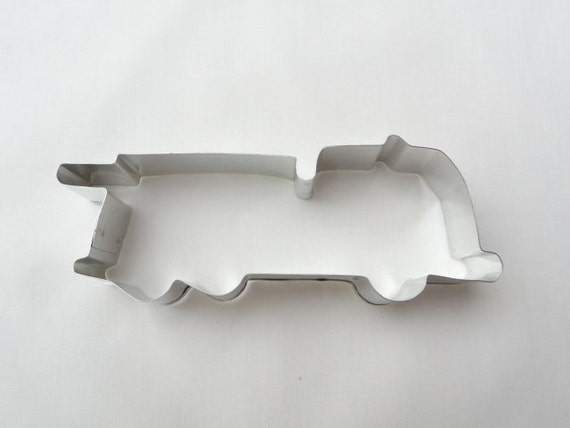 Fire Truck Cookie Cutter 5 inch