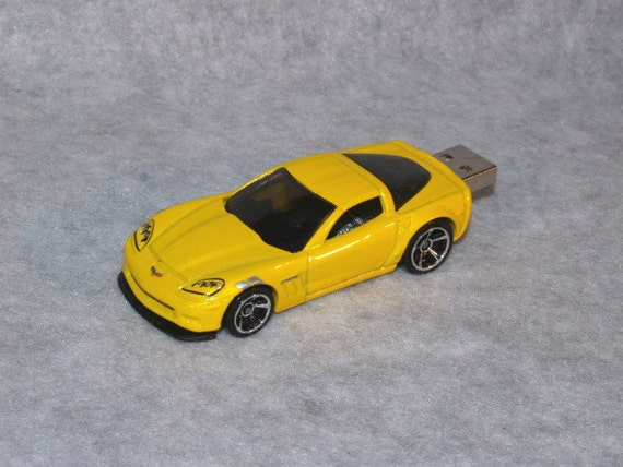 1GB 2011 Corvette Flash Drive