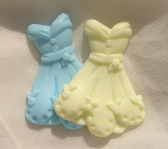 12-Two Brides Wedding Soap Favors