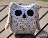Speckled Holiday Spring Owl