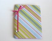 Amy Butler Diagonal Stripes Mini Journal
