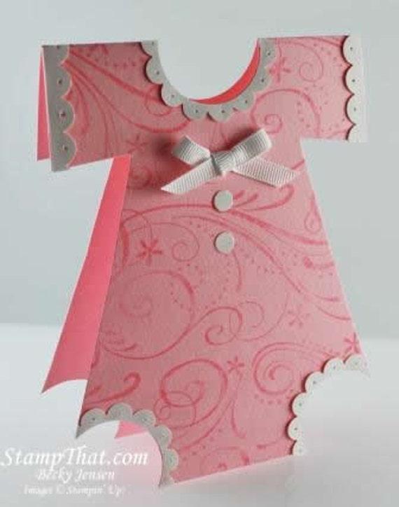 onesie shaped baby shower invitations
