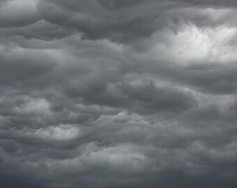 Cloud Shapes (8x10 photograph)