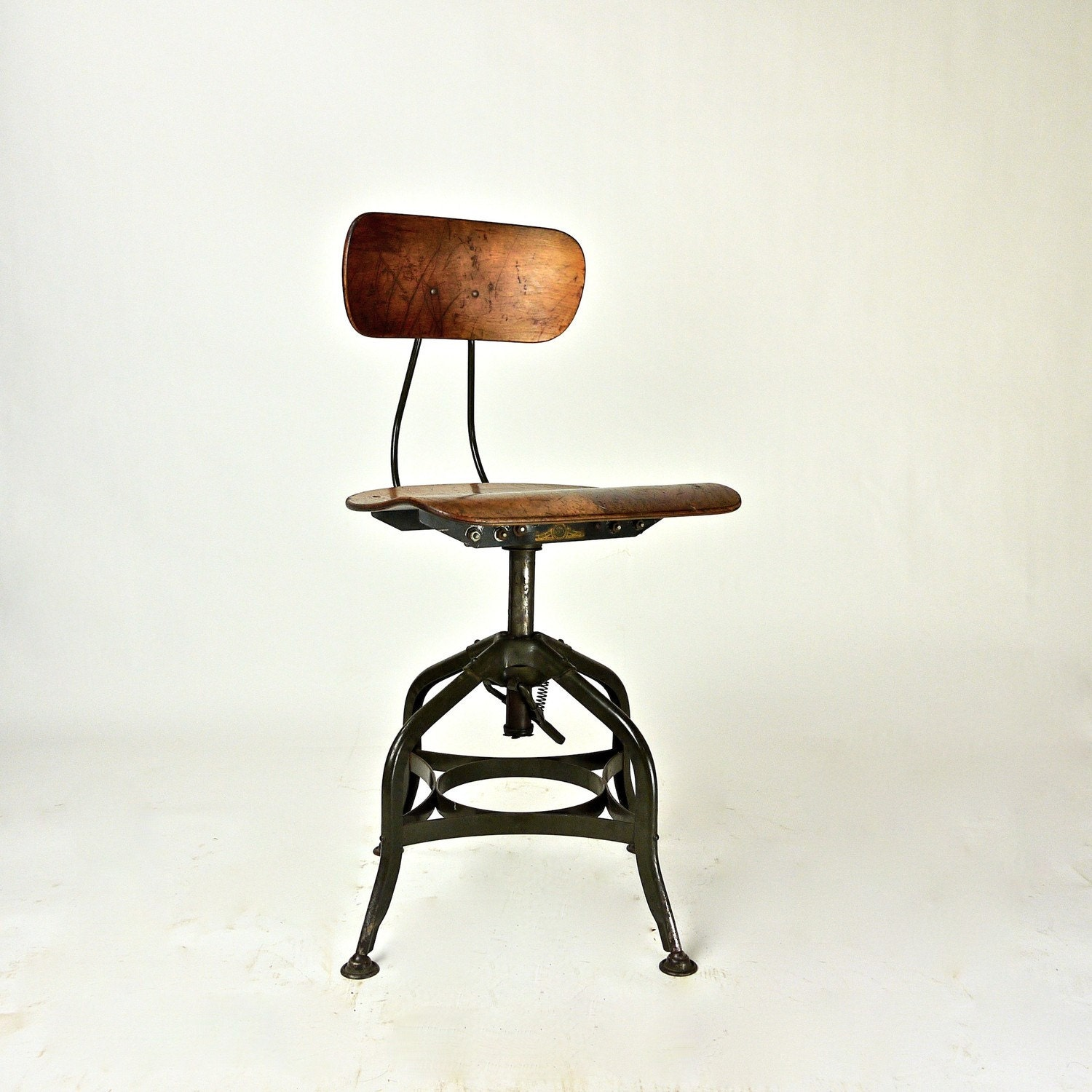 Antique Drafting Chair