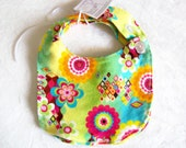 Retro Baby Bib  (set of two)