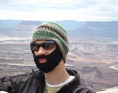 green river bearded stocking hat