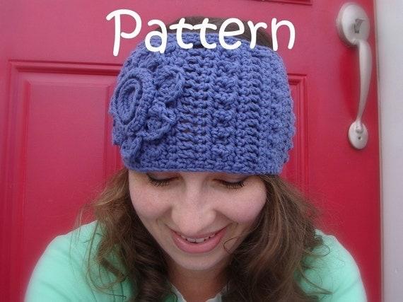 Crochet Headwarmer Pattern