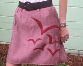 SALE--Flock Skirt