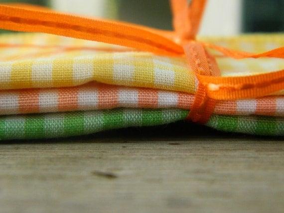 Set of vintage napkins