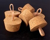 "Replacement Corks For Travel Mugs ~ 2.5"" Diameter ~"