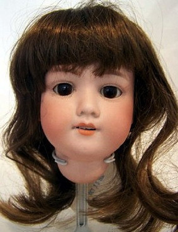 Armand Marseille 390 German Bisque Doll Head