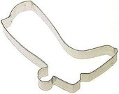 "Large 5"" Cowboy Boot  Cookie Cutter"