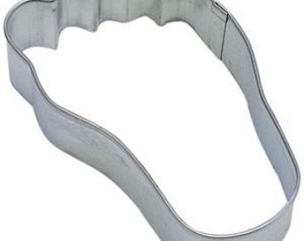 Foot Cookie Cutter for Beach or Baby Shower Parties