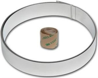 "Make Your Own Cookie Cutter REFILL ONLY 72"" of aluminum1""metal"