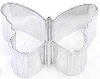 Mini  Butterfly Cookie Cutter 1.5 inches