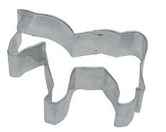 Horse cookie cutter or Zebra Cookie Cutter New Western Farm or Zoo
