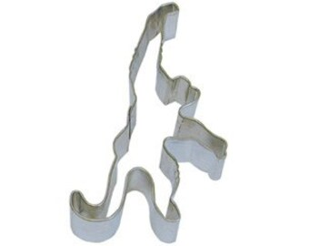 Monkey Cookie Cutter, zoo cookie cutter