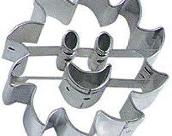 """You are my Sunshine Detailed 2.5"""" Sun  Cookie Cutter"""