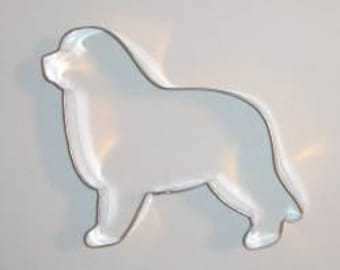 Newfoundland Newfie, Saint Bernard Dog Cookie Cutter  St.