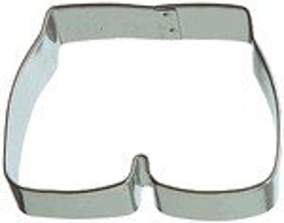 Boxers cookie cutter, Swim Trunks cookie cutter, Shorts Cookie Cutter Valentine's Day